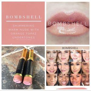 NWT LipSense Bombshell All Day Lipgloss
